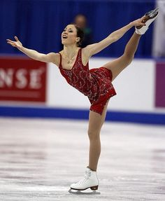 Laura Lepisto is the 2008 & 2010 Finish National Champion and skates on John Wilson Gold Seal Blades.