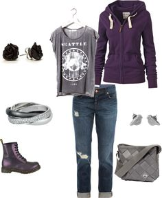 """""""Casual Weekend"""" by wendy-gonzales on Polyvore"""