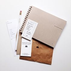 to keep letter writing organized we recommend using paper & type's letter ledger.