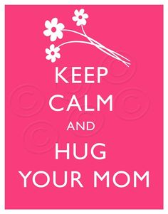 KC hug mom