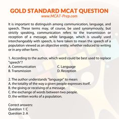 115 Best MCAT Practice Questions images in 2019 | This or that