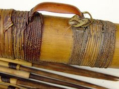 Indonesian or Philippine Bamboo bow, arrows and arrow case | South ...695 x 522 | 219.6KB | www.ashokaarts.com