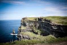 one of irelands most visited tourist attraction- the cliffs of moher Blogbeitrag zu den Cliffs: https://www.facebook.com/wakawariBlog/posts/443813962446169