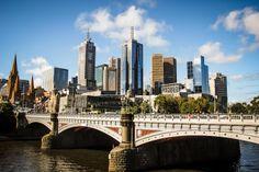 Melbourne (Australia) #australia #travel