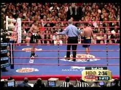 De La Hoya vs. Mayorga (May 6, 2006)