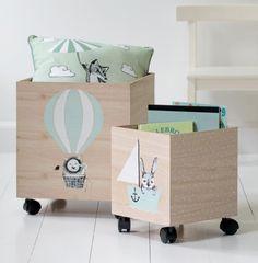Søstrene Grene New Kids Collection Diy Furniture Plans, Kids Furniture, Kids Room Accessories, Boy Room Paint, Wooden Toy Boxes, Diy Storage Boxes, Cardboard Crafts, Wood Toys, Baby Room Decor