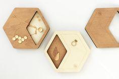 Golden Tray - Aufbewahrungsschale von Loula-Products auf DaWanda.com