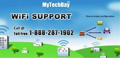Get Wifi Support & Setup Services at all time to solve issues on Wi-Fi device that you have. Know more at: http://www.mytechbay.com/wifi-support