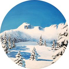 Winter Solstice by Anna Starkova