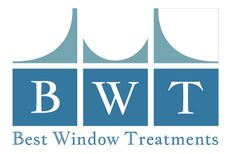Best Window Treatments Logo  BEAUTIFUL MODERN CHOICES
