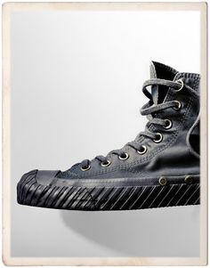 WEAR DIFFERENT: NIGEL CABOURN X CONVERSE BOSEY BOOT
