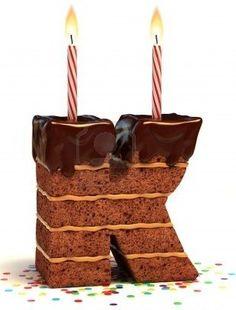 K - cake