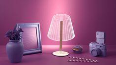 まるで絵の中から抜け出したかのように見えるLED ランプ。目の錯覚を利用して立体的に浮かび上がる魔法のようなLEDランプです。あのKickstarter(クラウドファンディング)で大成功を収めた BULBING に待望の新モデルが登場。スタンドにあしらった白樺は、北欧家具によく使われる木材で、インテリアに溶け込みやすい設計。5万時間もLED無交換で使用できるのでとても環境に優しい。時間を気にせず、ゆっくりと夜を過ごしたい。※本商品は、現在 MONOCO でしか入手できないアイテムです。LEDの寿命はなんと5万時間。1日中点けっぱなしにしても約6年間LEDを交換しなくてもいい計算です。エネルギー効率が高い(過熱しない)LEDがなせる技ですね。 立体的に見えますが、実際に点灯している部分は厚さたったの5mm。アクリル板の中にシンボルを再現するラインが描かれています。 シンボルのラインの間隔や、照明の反射具合を絶妙に調整する事によって、浮き上がっているように見せています。あまり広くないトイレや玄関などにちょこっと置くだけで、素敵に空間を演出してくれそうですね。…