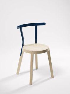 I really like this design... Eriz Chaise by Moritz Schmid for Pfister