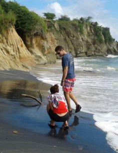 Black Beach, Vieques, P.R. 2013