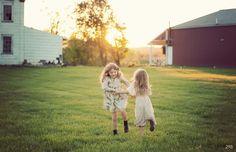 that little girls tan dress is cutteee. Babiekins Magazine - Issue 6