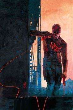 Daredevil #11 - Variant cover by Alex Maleev