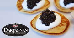 Enter by 12/23 for a chance to win one of three @dartagnanfoods 100 gram tin of Caviar for your New Year's party.