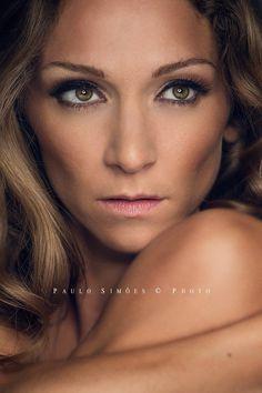 Magda Casqueiro Make up artist Photo by Paulo Simoes