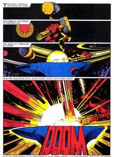 Thor, di Walter Simonson #fumetti #sugarpulp #thor