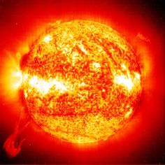 6 Incredible Pictures of the Sun from Space | Outer Space Universe