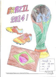 6 year old Dochan Socheata shows her artistic talent #Colouring fun in #Cambodia