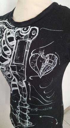 Tee-shirt femme Iron Fist T.36