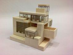 Sam Harris Lego Model 6 ©