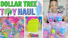 DOLLAR TREE TOY UNBOXING HAUL! BEST FINDS EVER! CHARMS U YOYO SURPRISE B...