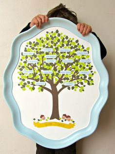 Family Tree.......ours would have to be a Big Oak Tree...maybe even a Redwood !!!