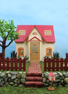 Sylvania Grove – Miniature toy photography of Sylvanian Families dioramas