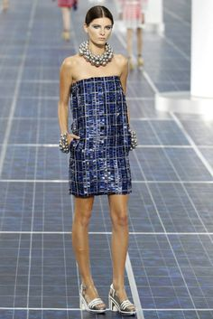 CHANEL - Paris Fashion Week Primavera-Verano 2013