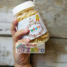 Rufani Snack Mpasi anak-anak dan dewasa teri crispy