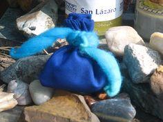 Blue Healer MojoHoodoo Voodoo WitchcraftHealing by ConjuredCardea, $17.77