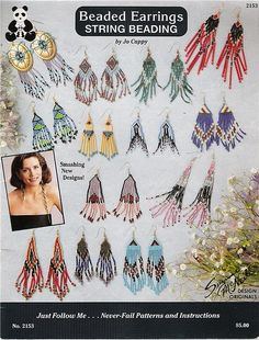 learn how to make awesome earring