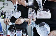 ::¿Cómo preparar un Gin-Tonic?::