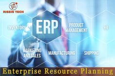 Risein Technology is expert and specialized in customized #ERP solution.  Our ERP solution has main focus on optimizing the resources usage to avoid misuse and wastage of time and money. More Detail Visit : - http://goo.gl/hjh5nq