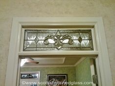 Transom Stained Glass - traditional - spaces - austin - Scottish Stained Glass