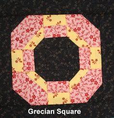 Grecian Square Variation