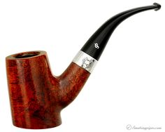 Peterson Adventures of Sherlock Holmes Smooth Hopkins Fishtail Pipes at Smoking Pipes .com