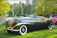 ".1939 Rolls Royce Phantom--I'd love to ""collect"" one of these--how about you?"