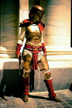 Gladiator / Mandelorian