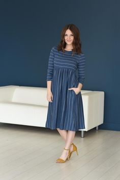 The Madison Baby Doll Dress