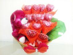 New teddy chocolate Bouquets Chocolate Venue