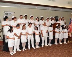 Nurse Pinning Ceremony