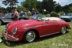 Speedster 356 PORSCHE