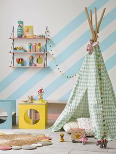 GIRLSROOMS IN PASTEL TONES - Kids Interiors