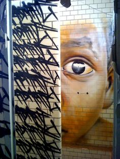 Matt Adnate street art