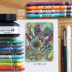 aceo#62 #gusosos_aceo_project #1aceo_a_day