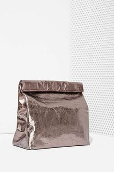 Marie Turnor Feast Leather Bag - Clutch
